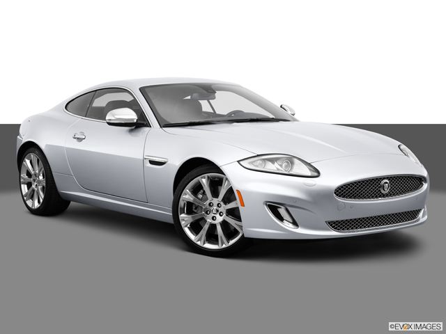 Jaguar XK Coupe Car