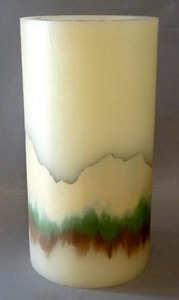 Buy Mountain Landscape Candles