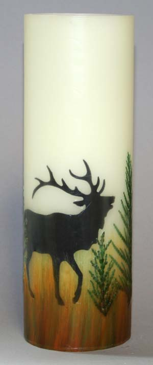 Buy Elk Candle
