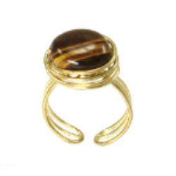 Buy World Finds Tiger Eye Ring