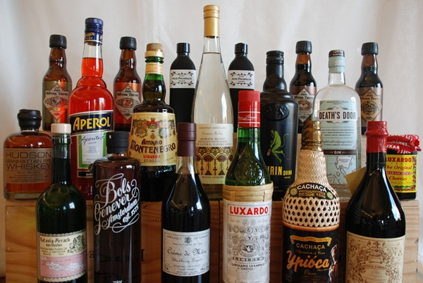 Buy Artisanal Spirits & Liquors