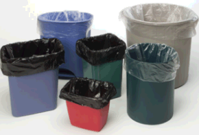 Buy Trash Can Liners - Trash Bags