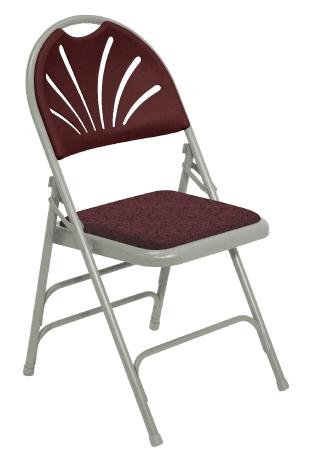 Buy Fan Back Folding Chair