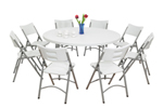 Buy Commercial Lightweight Round Table