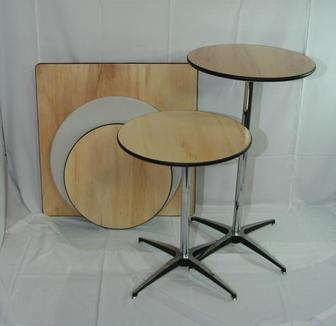 Buy Wood Top Cocktail Tables
