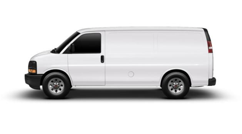 Buy GMC Savana 1500 Cargo Van