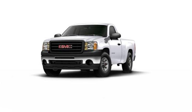 Buy GMC Sierra 1500 Regular Cab Truck