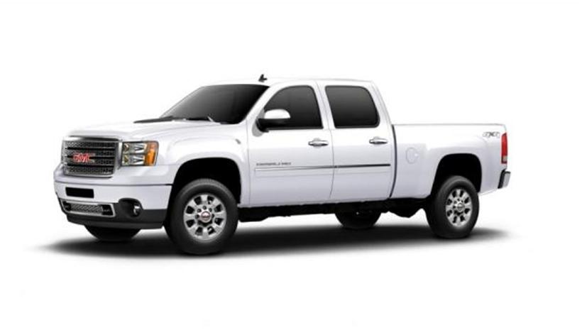 Buy GMC Sierra 2500HD Truck