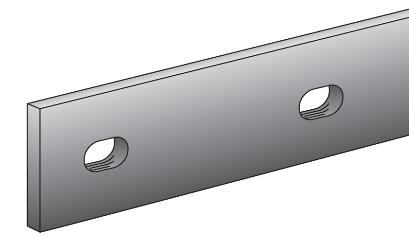 Buy FlintFast® TB-90 Termination Bar