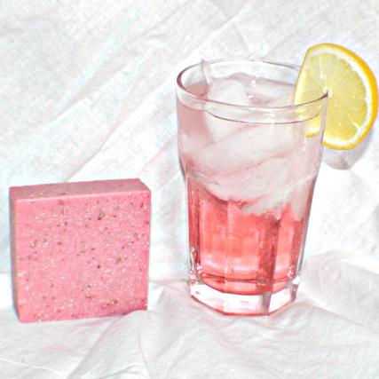 Buy Pink Lemonade Scrub Bar