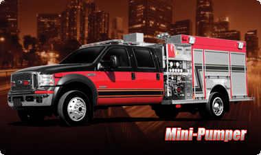 Buy Medium and Light Duty Pumpers