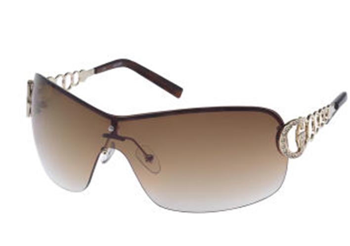 Buy Shiny Gold Sunglasses