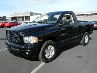 Buy 2004 Dodge Ram 1500 4x4 Regular Cab Truck