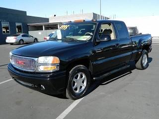 Buy 2004 GMC Sierra 1500 4x4 Extended Cab Truck