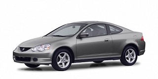 Buy 2002 Acura RSX 2dr Coupe Type S Car