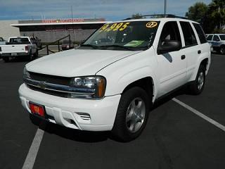 Buy 2007 Chevrolet TrailBlazer 4x2 SUV