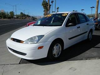 Buy 2002 Ford Focus 4dr Sedan LX Car
