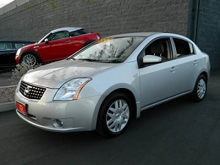 Buy 2008 Nissan Sentra 4dr Sedan 2.0 Car