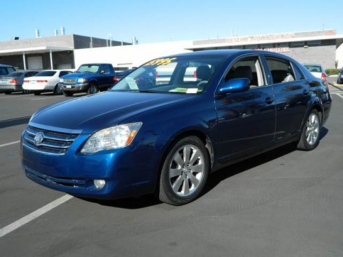 Buy 2006 Toyota Avalon 4dr Sedan XLS Car