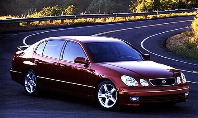 Buy 1998 Lexus GS 400 Car