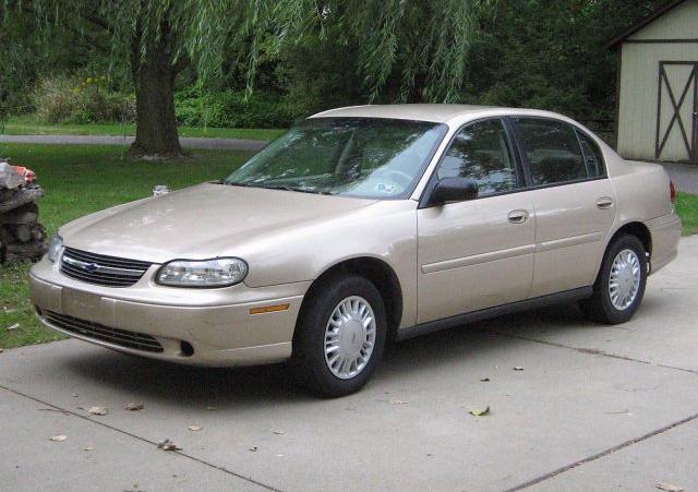 Buy 2003 Chevrolet Malibu Car