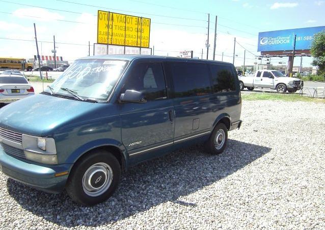 Buy 1998 Chevrolet Astro Car