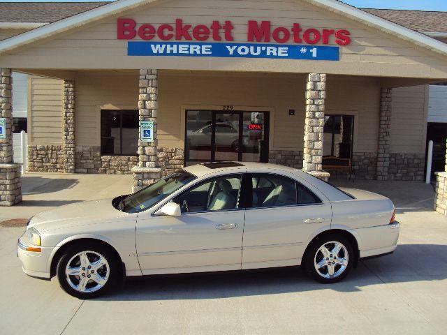 Buy 2002 Lincoln LS V8 Premium Car