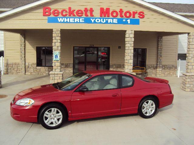 Buy 2007 Chevrolet Monte Carlo LT Car