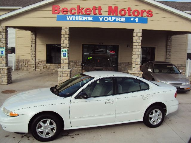 Buy 2004 Oldsmobile Alero GL1 Sedan