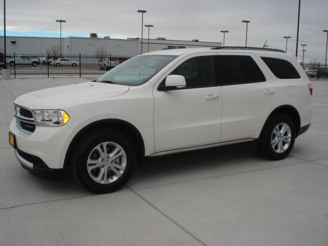 Buy 2012 Dodge Durango Crew SUV