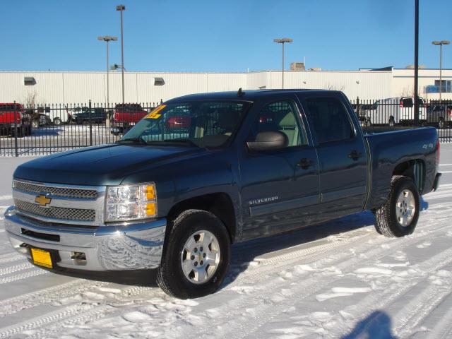 Buy 2012 Chevrolet Silverado 1500 LT Truck