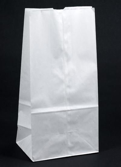 Buy White Paper SOS Bags