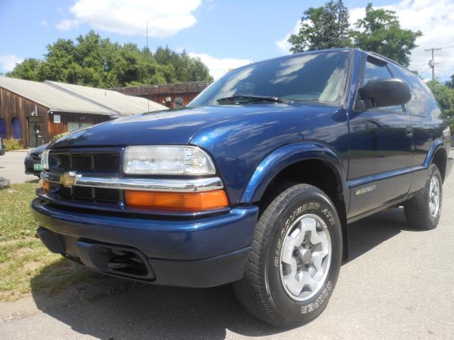 Buy 2004 Chevrolet Blazer 2-Door 4WD LS SUV