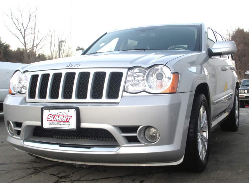 Buy 2010 Jeep Grand Cherokee SRT8 4WD SUV