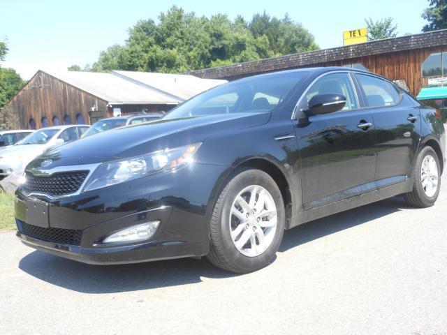 Buy 2012 Kia Optima LX MT Car