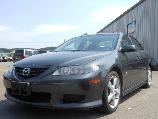 Buy 2004 Mazda MAZDA6 s Car