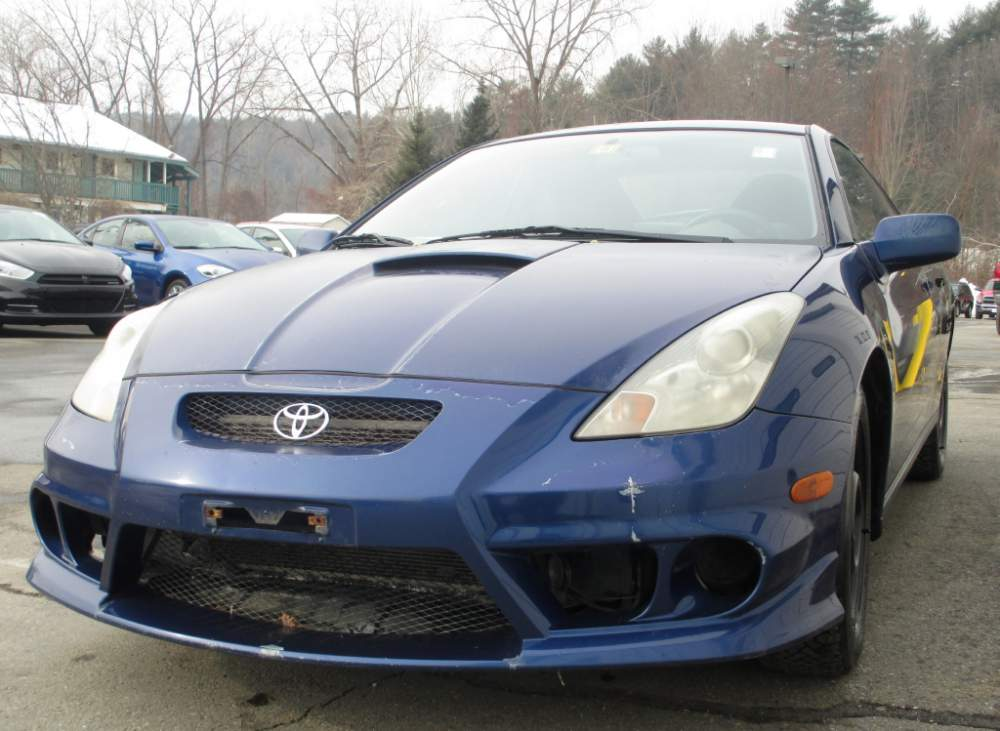 Buy 2001 Toyota Celica GT Car