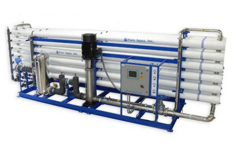Buy Industrial Reverse Osmosis Systems RO 500 Series