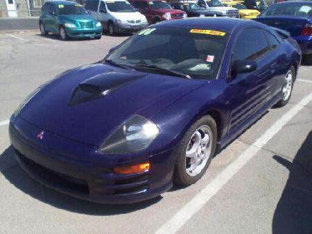 Buy 00 Mitsubishi Eclipse Car