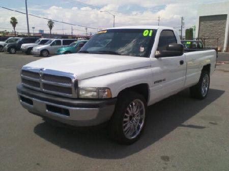 Buy 2001 Dodge Ram 1500 Truck