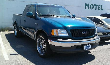 Buy 2001 Ford F-150 Truck