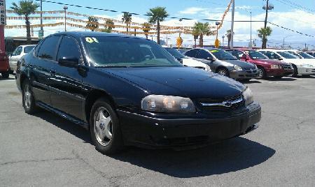 Buy 2001 Chevy Impala