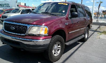 Buy 2001 Ford Expedition