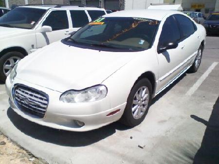 Buy 2002 Chrysler Concord LX
