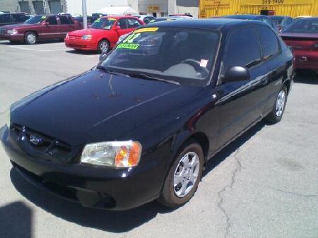 Buy 2002 Hyundai Accent Car