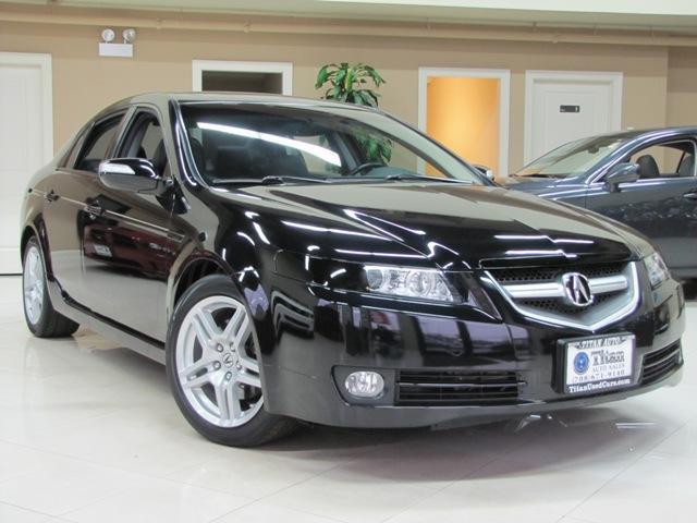 Buy 2007 Acura TL 5-Speed AT Cat