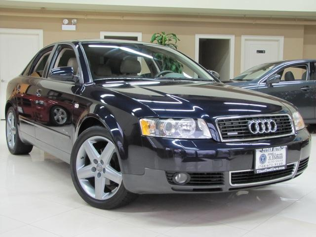 Buy 2003 Audi A4 1.8T quattro Car