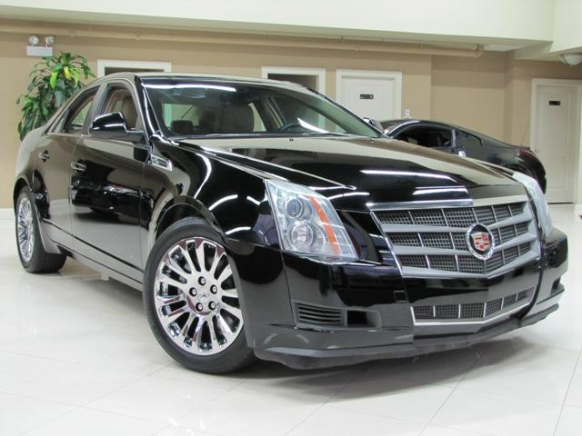 Buy 2008 Cadillac CTS 3.6L SFI with Navigation Car