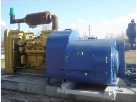 Buy Unitized Continental Emsco F-500 pkg Pump