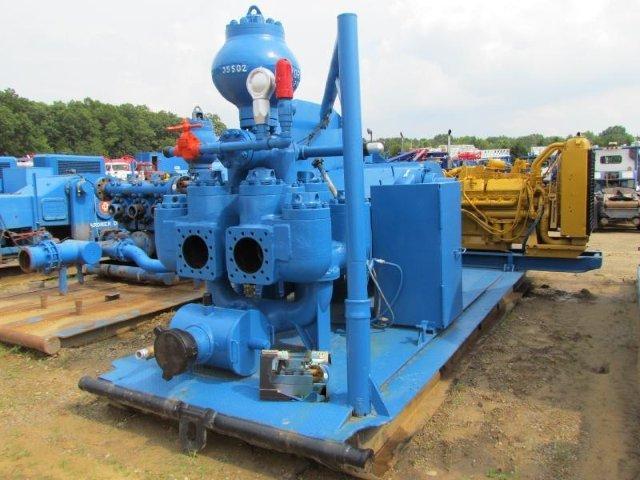 "Buy Gardner-Denver FXN 500HP 7-1/4"" x 14"" Duplex Mud Pump"